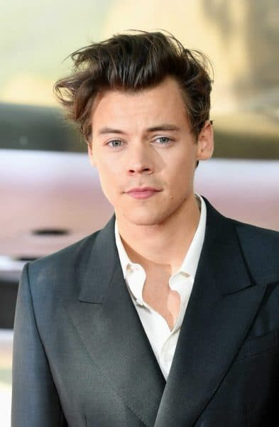 "Harry Styles has claimed that he has written music about ""Past Relationships"" 58"