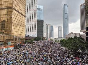 China Likely to Use Army to Crush Hong Kong Protests 59