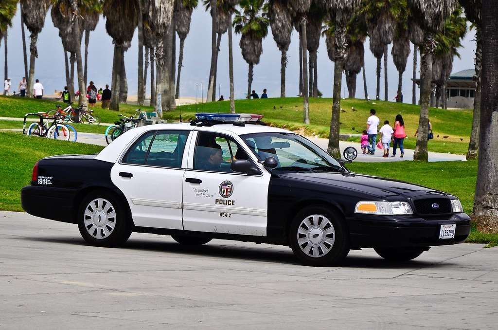 LAPD Police Officer fondles a dead woman's breasts, charged of felony 53