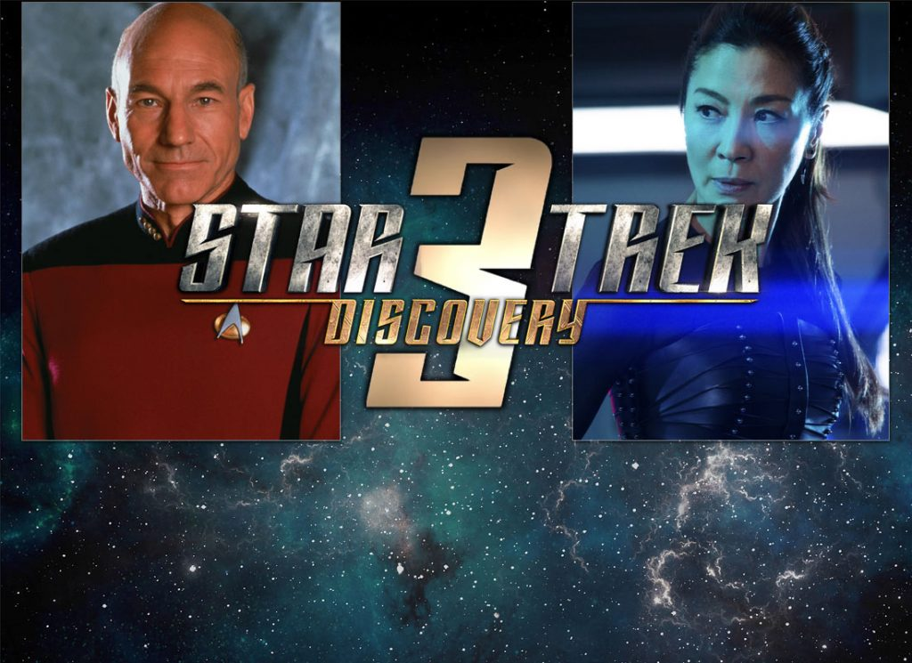 CBS Star Trek Discovery Season 3 - When is the release date? 52
