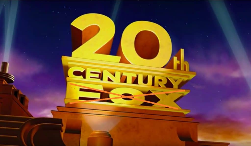 Disney drops the name FOX from 20th Century - Goes for major rebranding 50