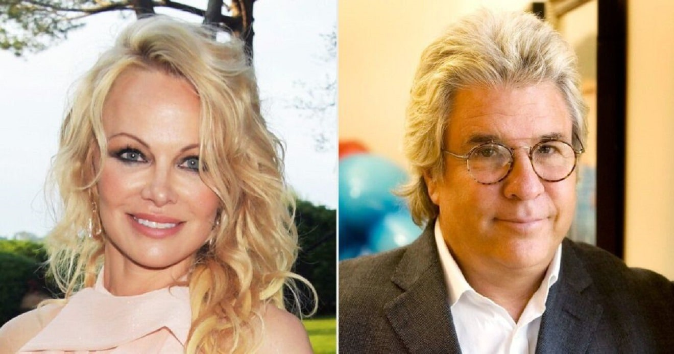 We perhaps finally know why Pamela Anderson and Jon Peters called it Quits! 52
