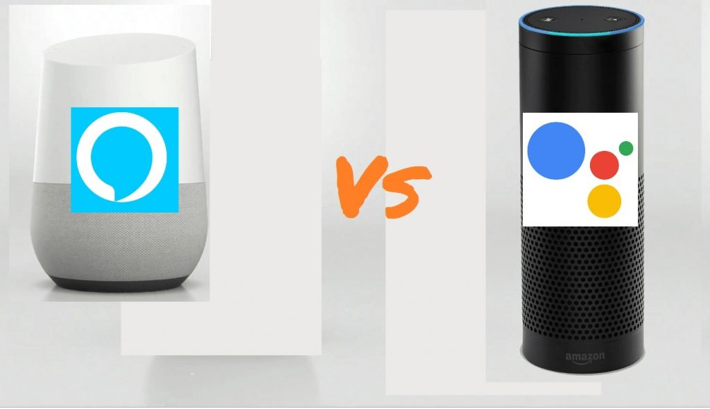 alexa vs google assistant