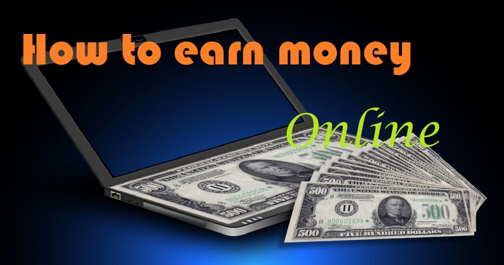 ways on how to earn money online