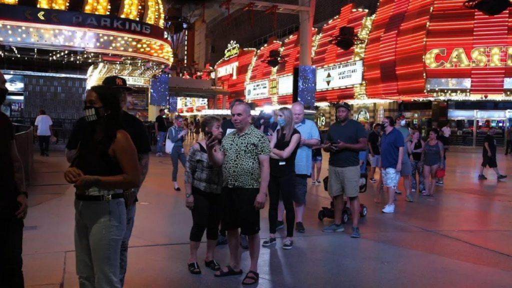 Las Vegas Casinos to reopen