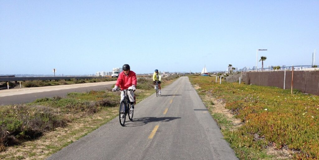 best bike paths in the us
