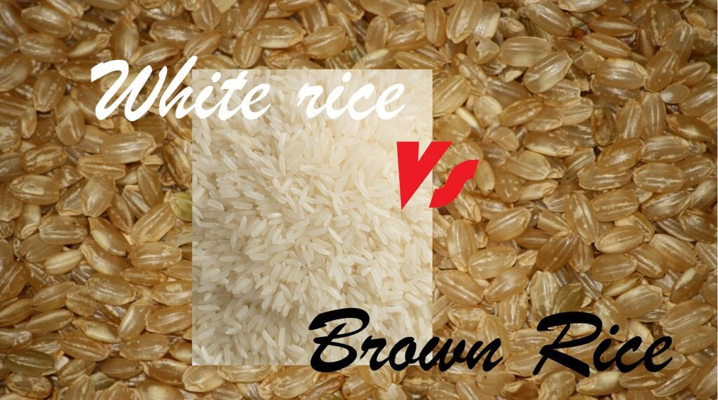is brown rice healthier than white rice